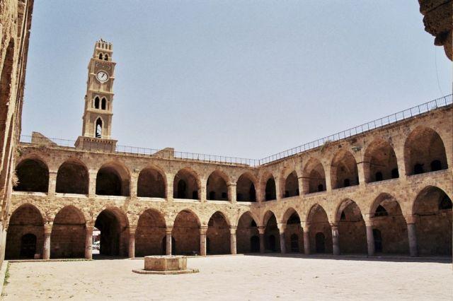 Caravanserai Khan al Umdan - Acre